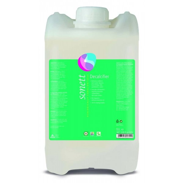 Sonett Detartrant (anticalcar) ecologic 10L