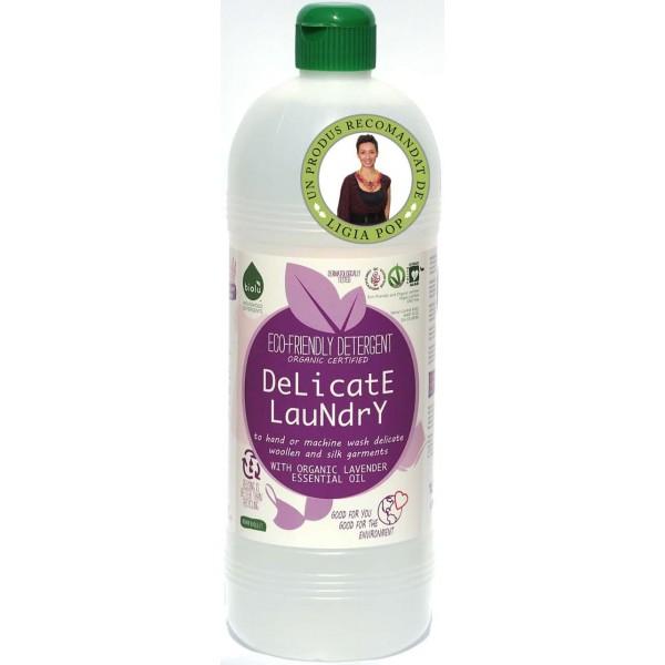Biolù Detergent ecologic lichid pentru rufe delicate 1L