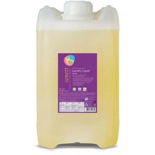Sonett Detergent ecologic lichid pt. rufe albe si colorate cu lavanda 10L