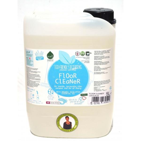 Detergent ecologic pentru pardoseli 5L
