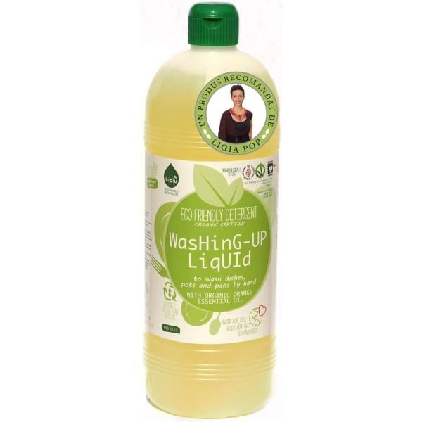Biolù Detergent ecologic pentru spalat vase 1L