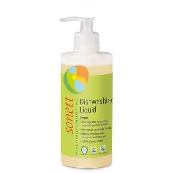 Sonett Detergent ecologic pt. spalat vase - lamaie 300ml