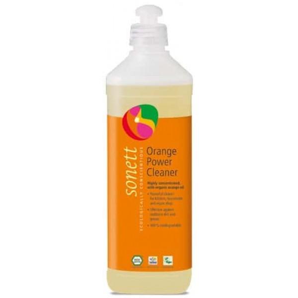 Sonett Detergent ecologic universal concentrat cu ulei de portocale 500ml