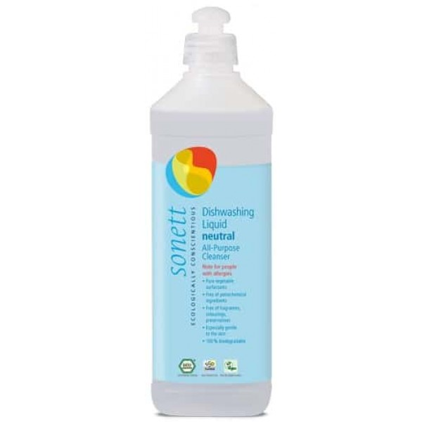 Sonett Detergent ecologic universal SENSITIVE 500ml