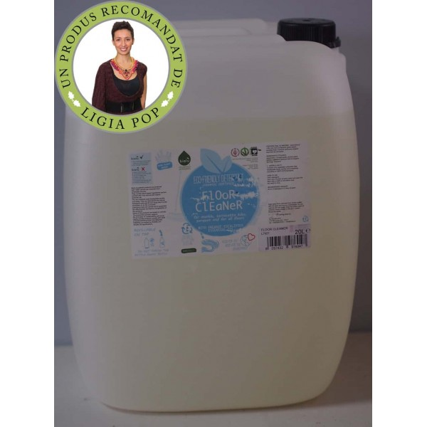 Detergent ecologic vrac pentru pardoseli 20L