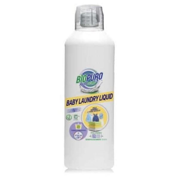 Biopuro Detergent hipoalergen pentru hăinutele copiilor bio 1L