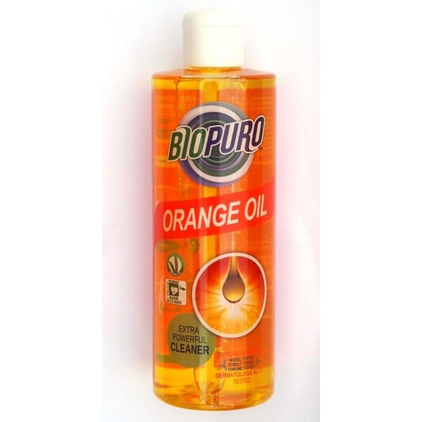 Biopuro Detergent universal hipoalergen concentrat cu ulei de portocale bio 300ml