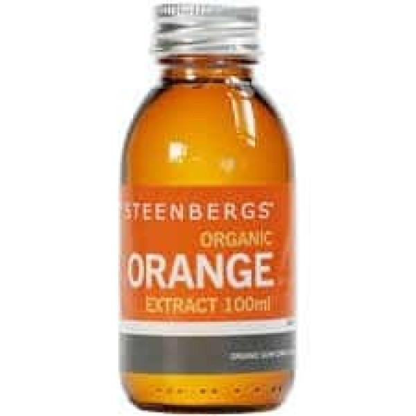 Esență de portocale bio 100ml