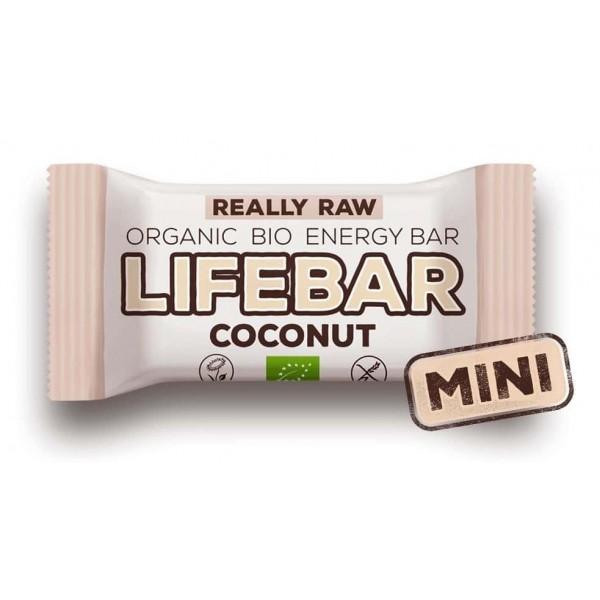 Lifebar baton cu nuca de cocos raw bio 25g