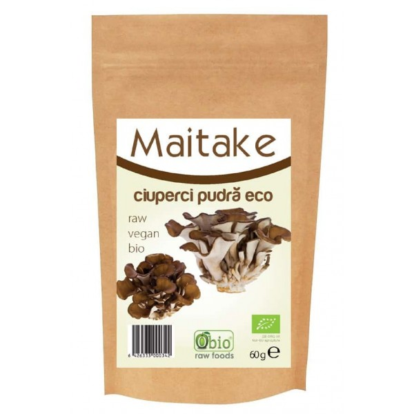 Maitake raw bio 60g
