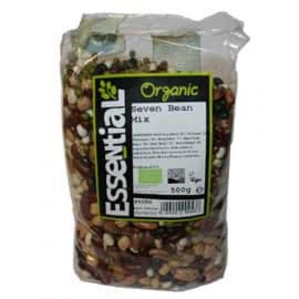 Mix din 7 boabe bio 500g