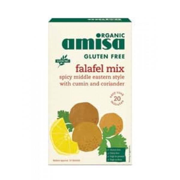 Mix pentru falafel fara gluten bio 180g