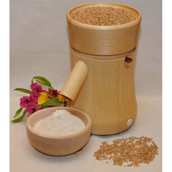 Moara de cereale electrică Arabella