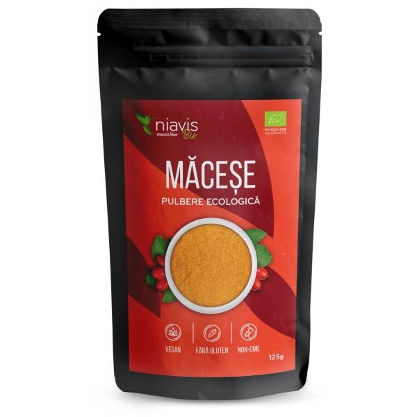 Niavis Macese pulbere Ecologica/BIO 125g