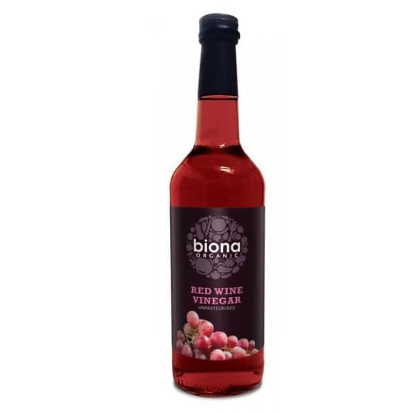 Otet din vin rosu bio 500ml