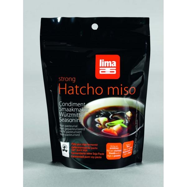 Pasta de soia Hatcho Miso bio 300g