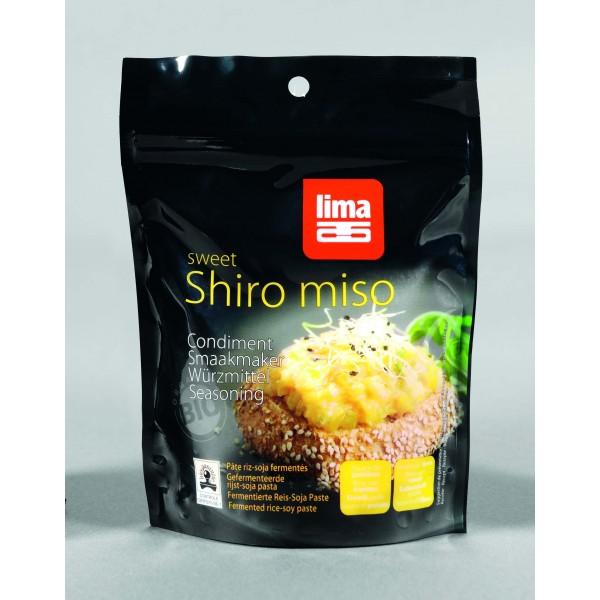 Pasta de soia Shiro Miso bio 300g