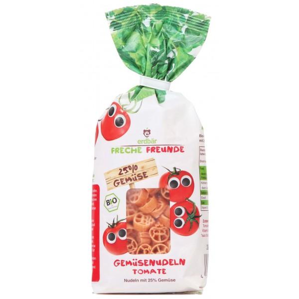 Paste pentru copii cu rosii bio 300g