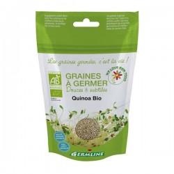 Quinoa alba pt. germinat bio 200g