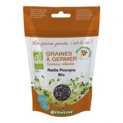 Ridiche purpurie pentru germinat bio 100g