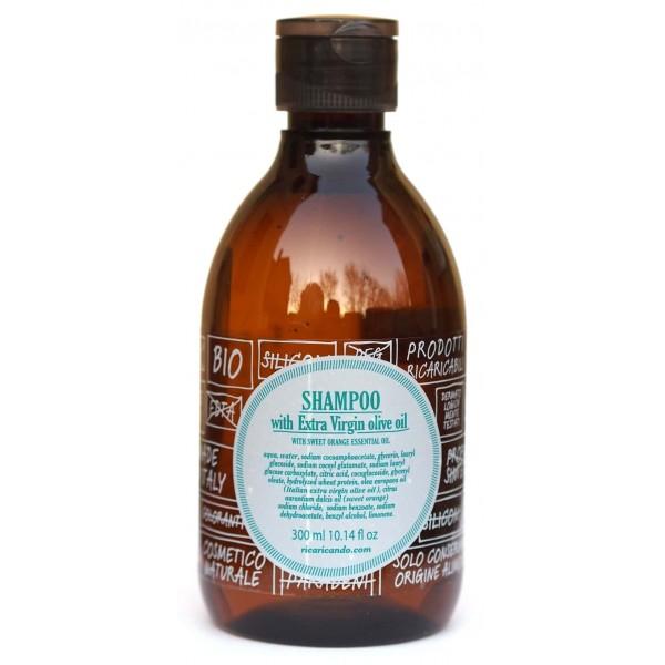 Sampon ecologic cu ulei de portocale bio 300ml