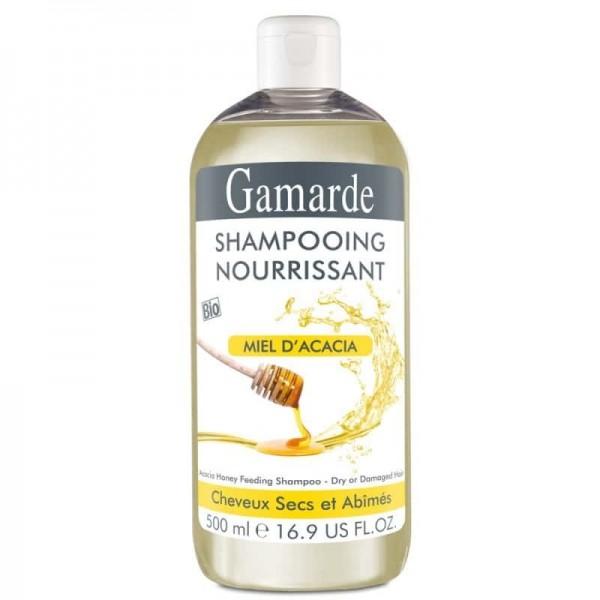 Sampon natural hranitor Gamarde bio 500ml