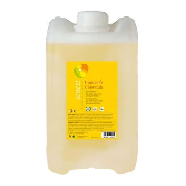 Sonett Sapun lichid ecologic Galbenele 10L