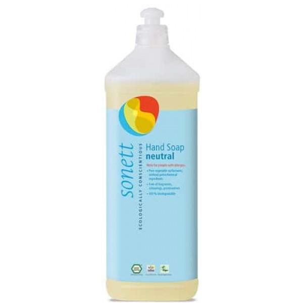 Sapun lichid ecologic neutru 1L, Sonett