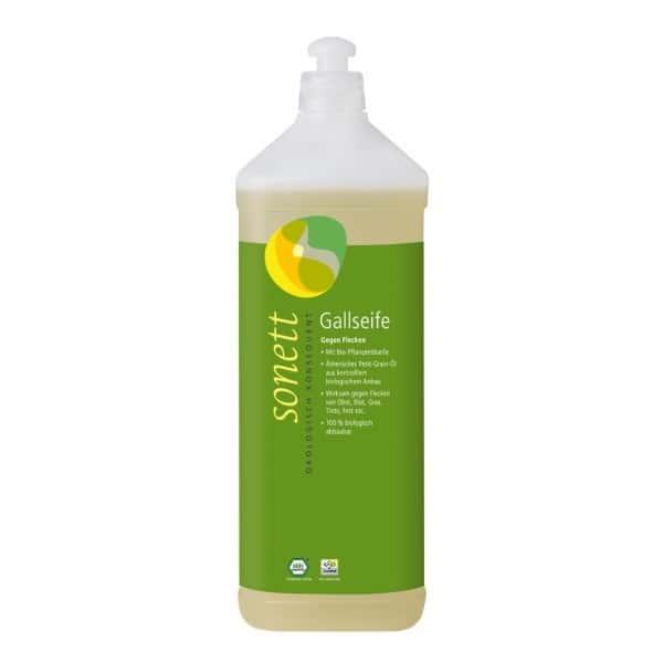 Sonett Sapun lichid ecologic pt. scos pete 1L