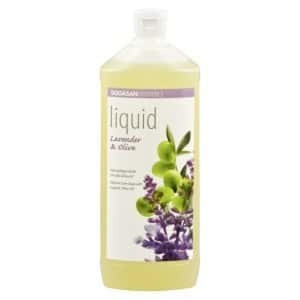 Sapun lichid/gel de dus ecologic Lavanda - Masline 1L