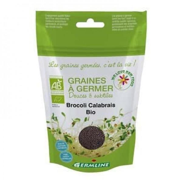 Seminte de broccoli calabrese pt. germinat 100g