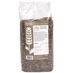 Seminte de chia raw bio 500g