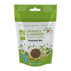 Seminte de rucola pt. germinat bio 100g