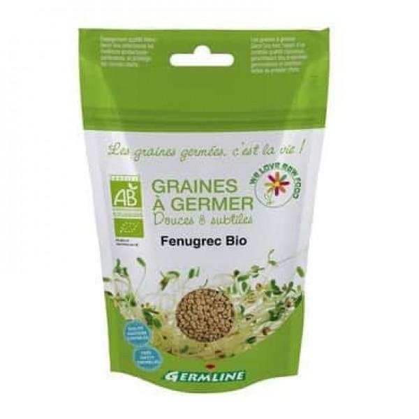Seminte de schinduf pt. germinat bio 150g