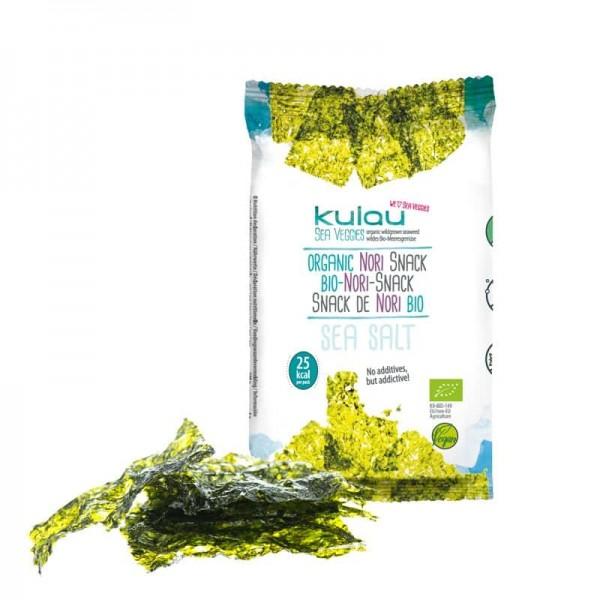 Snack din alge nori bio 4g