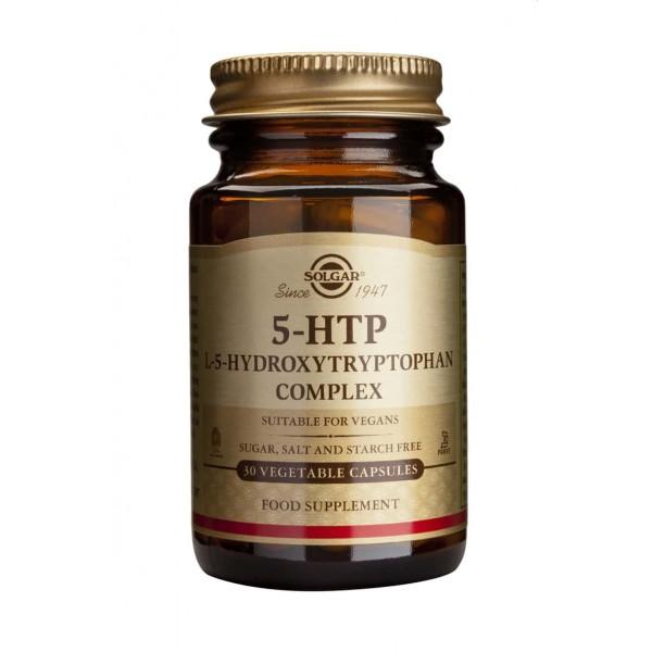 Solgar 5-HTP (Hydroxytryptophan) 30 veg caps
