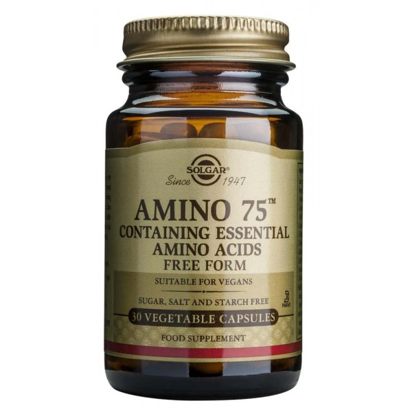 Solgar Amino 75 veg 30caps