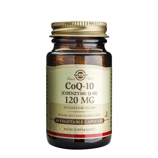 Solgar Coenzime Q-10 120mg 30 veg.caps