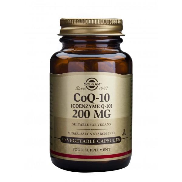 Solgar Coenzime Q-10 200mg 30 veg.caps