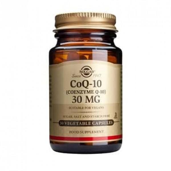 Solgar Coenzyme Q-10 30mg 30 cps