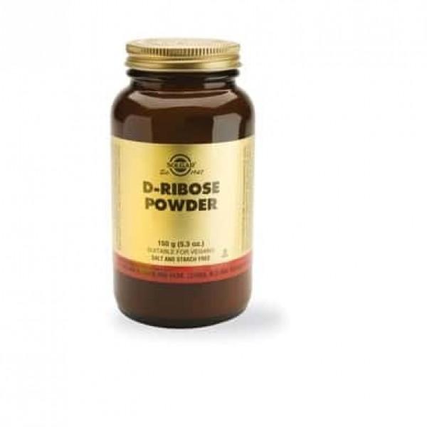 Solgar D-RIBOSE powder 150gr