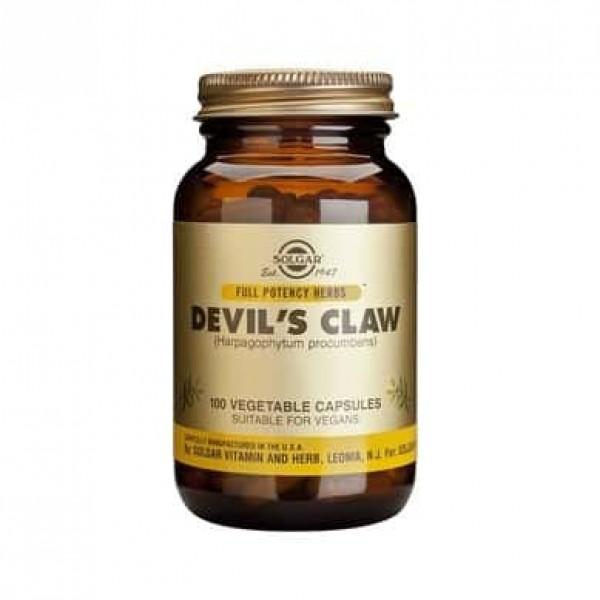 Solgar Devils Claw 100 cps