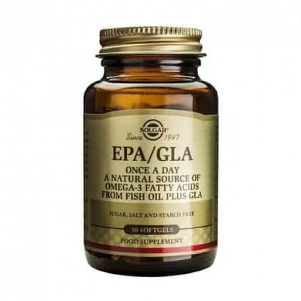Solgar EPA/GLA 30 cps moi