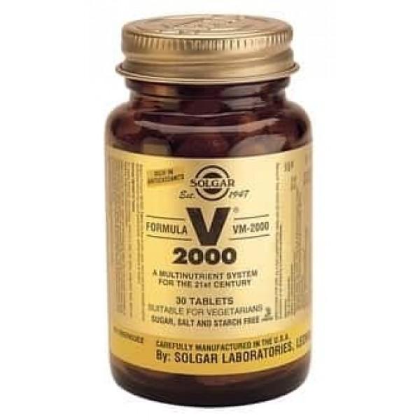 Solgar Formula VM 2000 30 tab