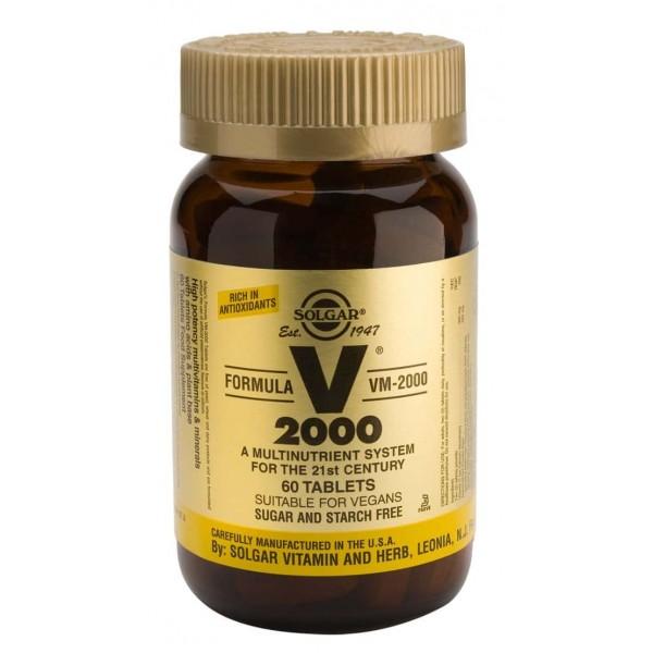 Solgar Formula VM 2000 60 tab