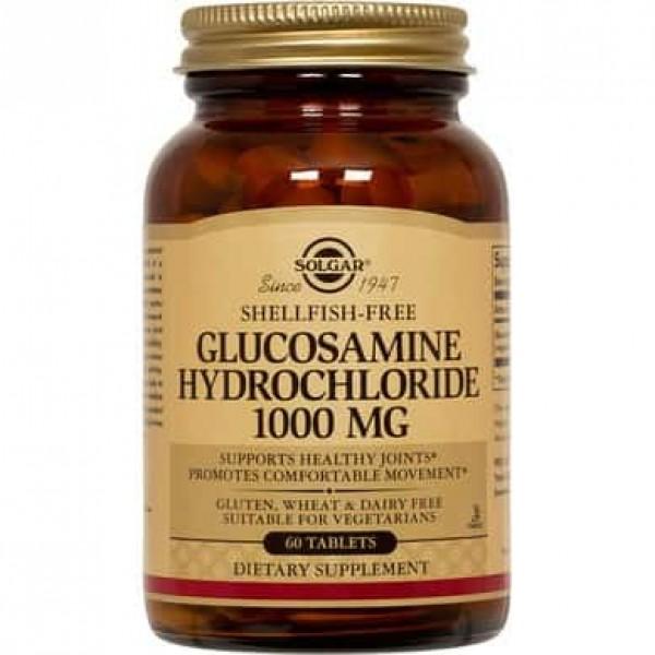 Solgar Glucosamine HCL 1000mg 60 tablete