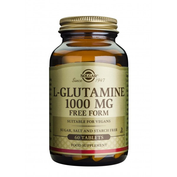 Solgar L-Glutamine 1000mg 60 tablete