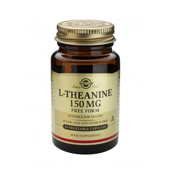 Solgar L-Theanine 150mg 30 veg caps