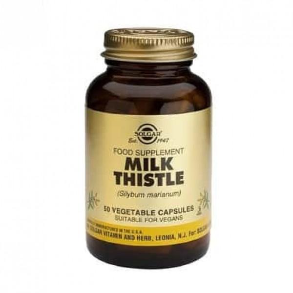 Solgar Milk Thistle 50 cps