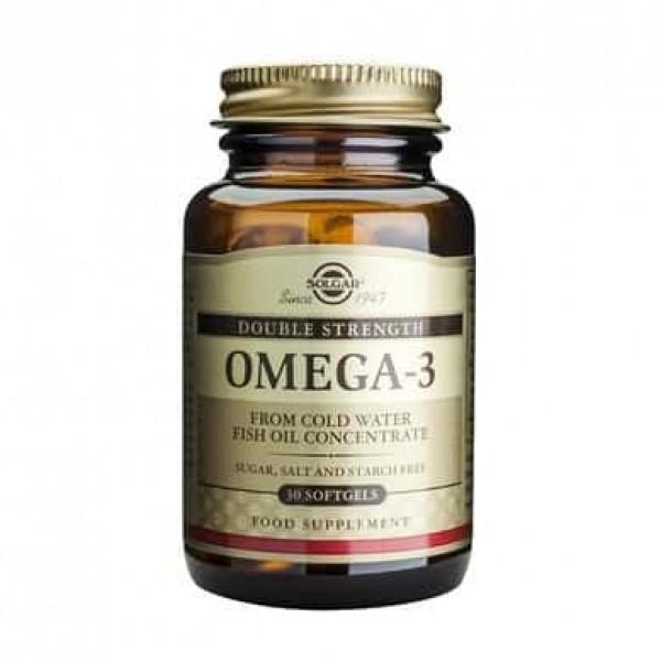 Solgar Omega-3 700mg dublu concentrate 30 cps